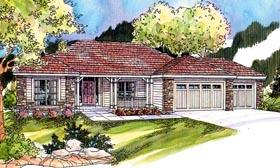 House Plan 59701