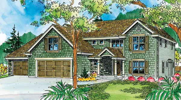 House Plan 59709