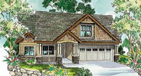 House Plan 59715