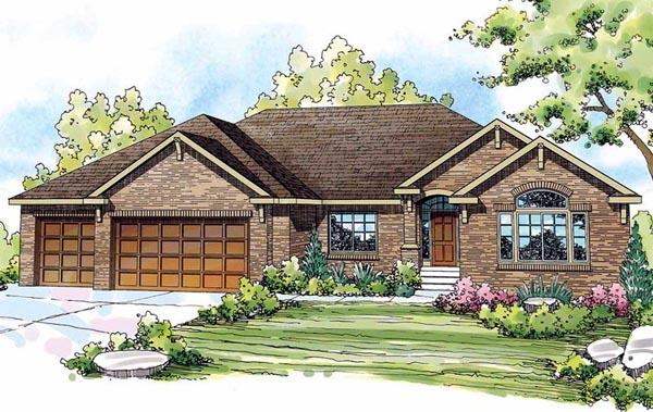 House Plan 59739