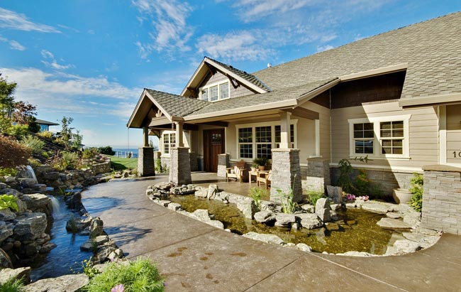 Bungalow Cottage Country Craftsman House Plan 59765
