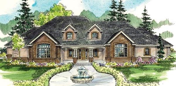 House Plan 59790