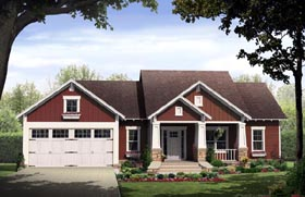 House Plan 59933