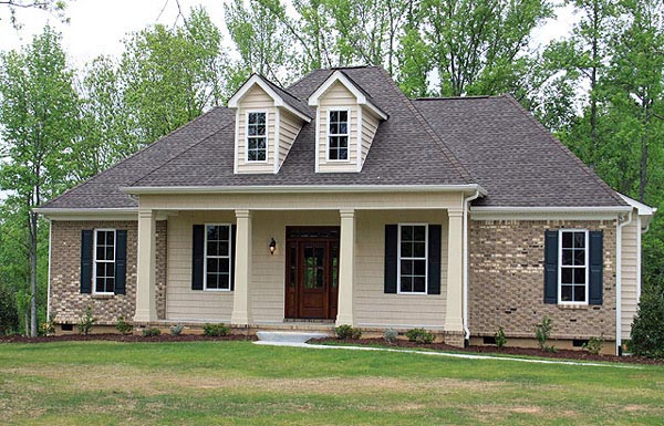 Country european italian house plan 59937 for Italian country home plans