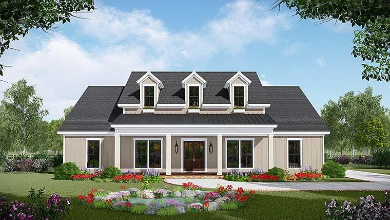 House Plan 59996
