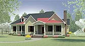 Plan Number 60021 - 2974 Square Feet