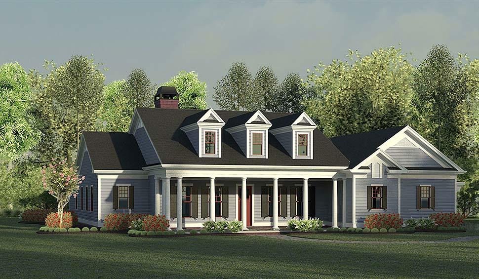 House Plan 60033