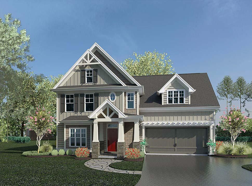 House Plan 60034