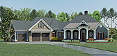 Plan Number 60036 - 3291 Square Feet