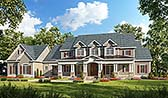 Plan Number 60042 - 3581 Square Feet