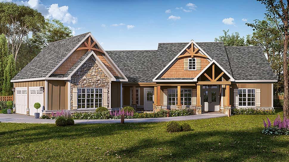 House Plan 60043