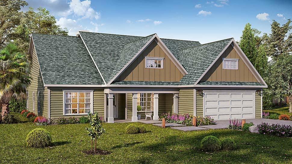 House Plan 60058