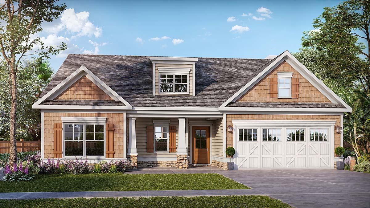 House Plan 60071
