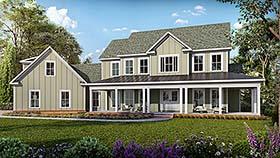 House Plan 60072