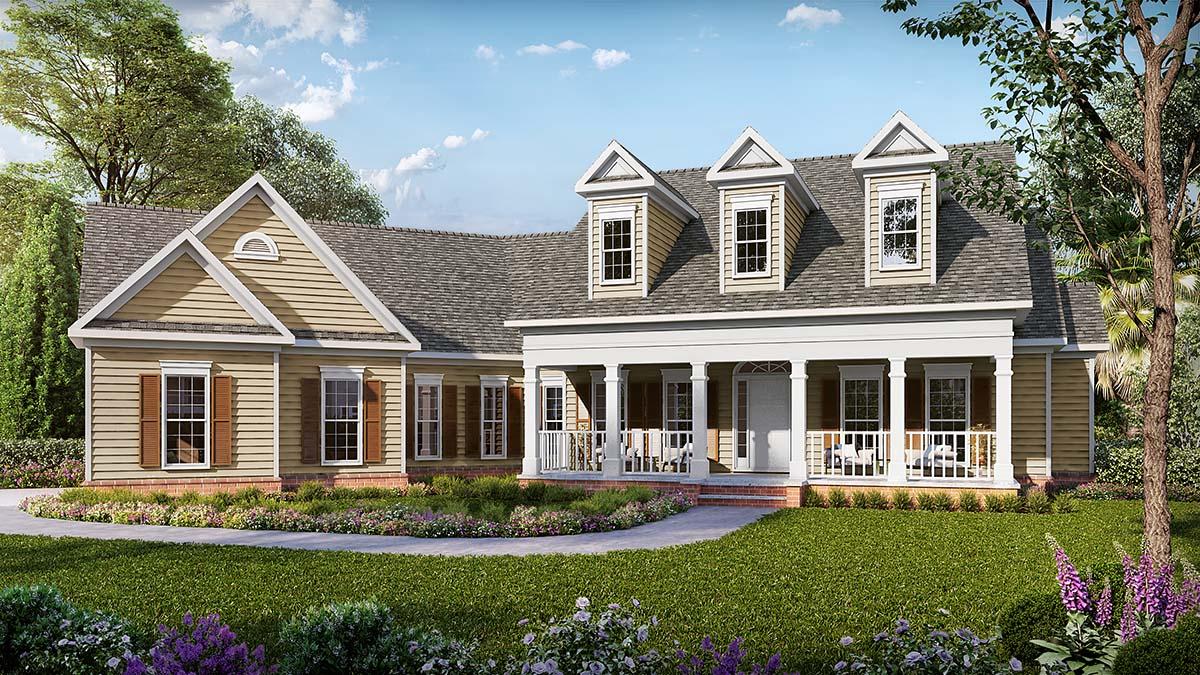 House Plan 60073