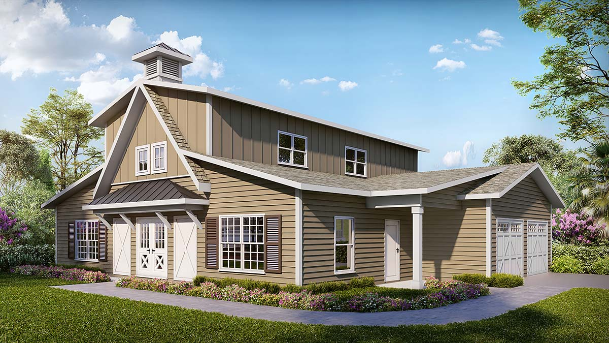 House Plan 60074