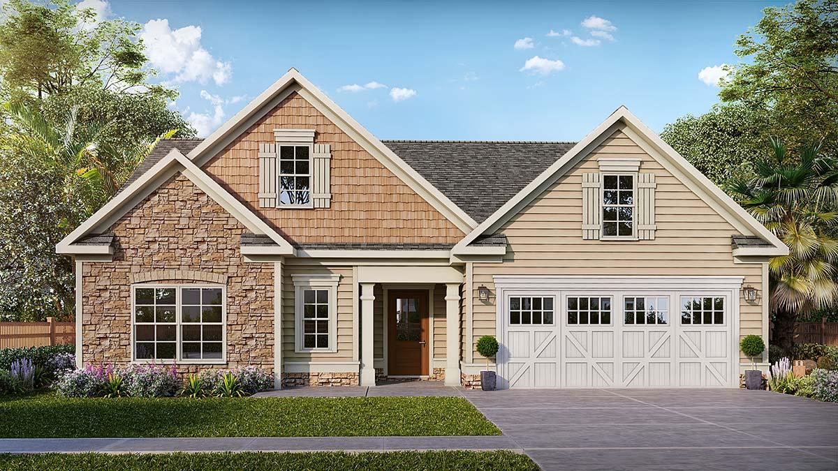 House Plan 60075