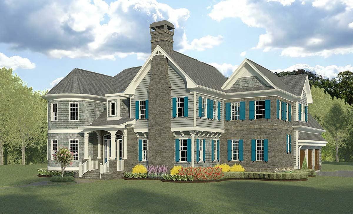 House Plan 60090