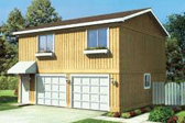 Plan Number 6015 - 728 Square Feet