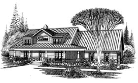 House Plan 60287