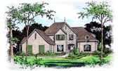 Plan Number 60314 - 3226 Square Feet
