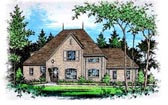 Plan Number 60316 - 3274 Square Feet