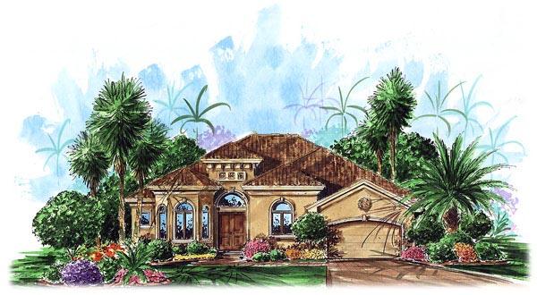 House Plan 60403