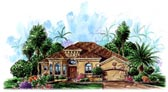 Plan Number 60403 - 2581 Square Feet