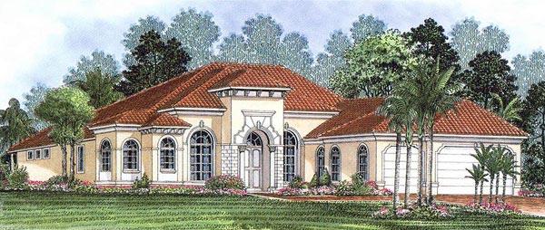 House Plan 60405