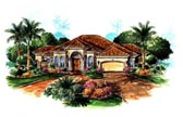 Plan Number 60407 - 3091 Square Feet