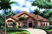 Plan Number 60411 - 3462 Square Feet