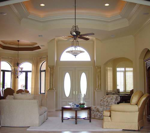 Florida Mediterranean House Plan 60413
