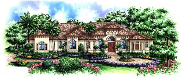 House Plan 60417
