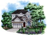Plan Number 60430 - 3748 Square Feet