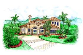 House Plan 60431