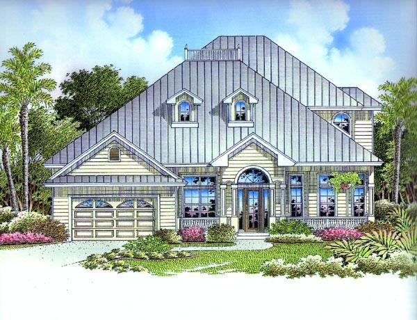 House Plan 60432
