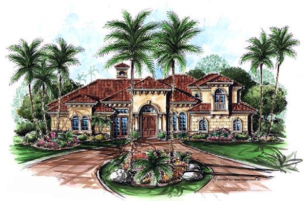 House Plan 60433