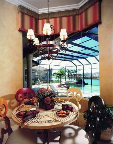 Florida Mediterranean House Plan 60435