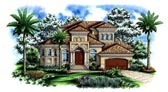 Plan Number 60437 - 4105 Square Feet
