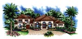 Plan Number 60442 - 4302 Square Feet