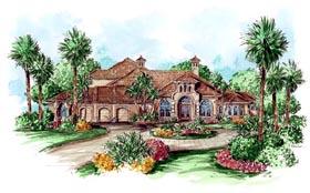 House Plan 60445