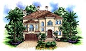 Plan Number 60446 - 4370 Square Feet