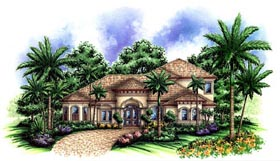 House Plan 60448
