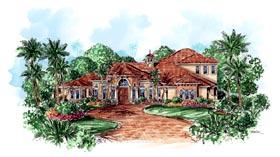 House Plan 60449
