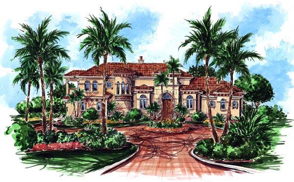 House Plan 60453