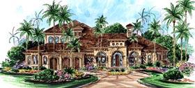 House Plan 60454