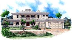 House Plan 60455