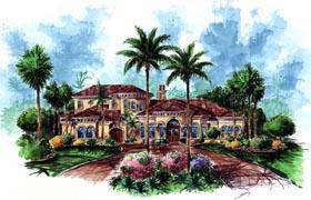 House Plan 60460
