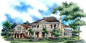 House Plan 60467