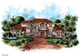House Plan 60468